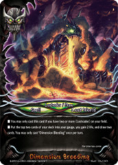 Dimension Breeding [S-BT01A-CP01/0053EN Secret (FOIL)] English