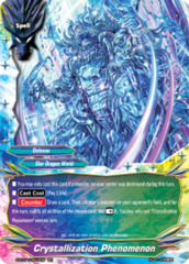 Crystallization Phenomenon [S-BT04/0017EN RR (FOIL)] English