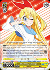 The One, Chitoge [NK/W30-E002 RR] English