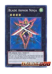 Blade Armor Ninja - ORCS-EN041 - Super Rare - Unlimited Edition