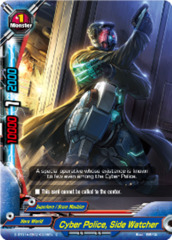 Cyber Police, Side Watcher [D-BT01A-EB02/0038EN C (FOIL)] English