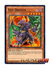 Vice Dragon - HSRD-EN021 - Common - 1st Edition