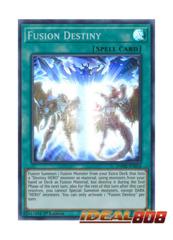 Fusion Destiny - DANE-EN054 - Super Rare - 1st Edition