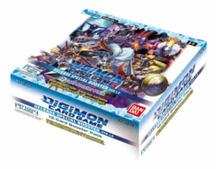 DGMN-BT01-03 Ver.1.0 Release Special Ver.1.0 (English) Digimon Booster Box [24 Packs]