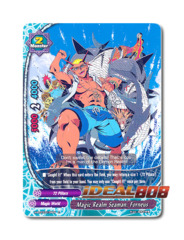 Magic Realm Seaman, Forneus [H-BT03/0134EN C] English
