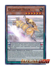 Qliphort Helix - NECH-EN023 - Super Rare - Unlimited Edition