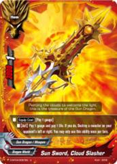 Sun Sword, Cloud Slasher [D-BT04/0057EN U (FOIL)] English