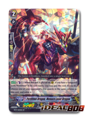 Perdition Dragon, Menace Laser Dragon - BT17/S04EN - SP