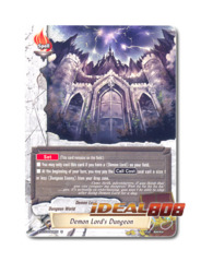 Demon Lord's Dungeon - BT03/0069EN (U) Uncommon