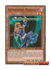 Apprentice Magician - SBAD-EN002 - Super Rare - 1st Edition