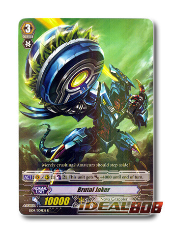 Brutal Joker - EB04/009EN - R