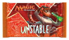 Unstable (UST) Booster Pack * PRE-ORDER Ships Dec.8