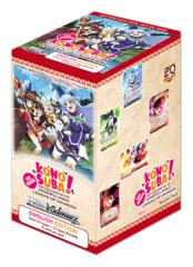 Konosuba - Legend of Crimson (English) Weiss Schwarz Booster Box [20 Packs] * PRE-ORDER Ships Oct.23