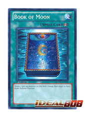 Book of Moon - SDDC-EN029 - Common - 1st Edition
