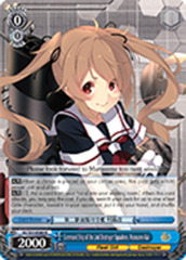 Command Ship of the 2nd Destroyer Squadron, Murasame-Kai [KC/S31-E080R RRR (FOIL)] English