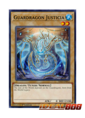 Guardragon Justicia - SAST-EN012 - Common - 1st Edition