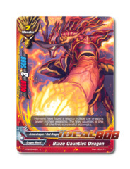 Blaze Gauntlet Dragon - BT02/0045EN (U) Uncommon