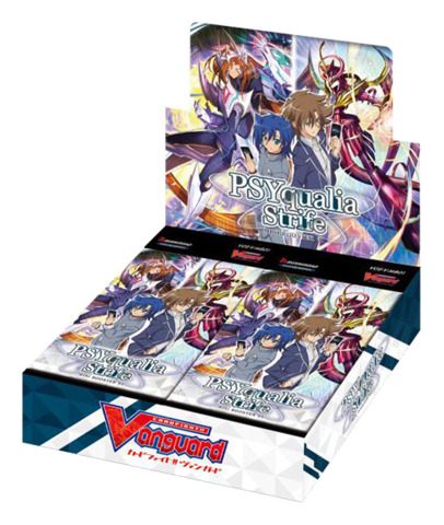 CFV-V-MB01 PSYqualia Strife (English) Mini Booster Box [32 Packs]