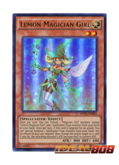 Lemon Magician Girl - MVP1-EN051 - Ultra Rare - Unlimited Edition