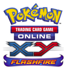 Pokemon XY Flashfire TCGO Unused Promo Codes (36-count)