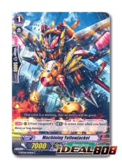 Machining Yellowjacket - G-BT04/092EN - C
