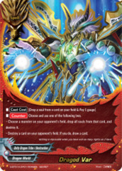 Dragod Var [S-BT01A-CP01/0049EN Secret (FOIL)] English