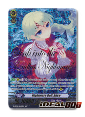 Nightmare Doll, Alice - G-BT05/SR05EN - SCR (Sink into the Endless Nightmare!)
