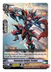 Impetuous Knight, Ferdiad - V-PR/0094EN - PR (FOIL) [V-BT07]