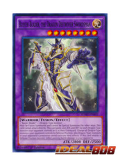 Buster Blader, the Dragon Destroyer Swordsman - SDMY-EN045 - Common - 1st Edition
