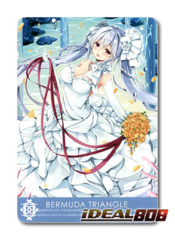 Bermuda Triangle - Clan Card - Peaceful Voice, Raindear - G-CB03