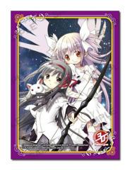 NewType Cover - Madoka Magica [Homura Akemi & Ultimate Madoka] Character Sleeve (60ct)