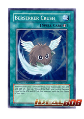 Berserker Crush - HA01-EN029 - Super Rare - Unlimited Edition