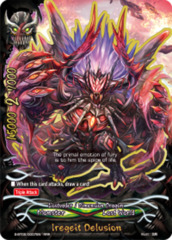 Iregeit Delusion [S-BT02/0007EN RRR (FOIL)] English
