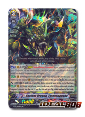 Ancient Dragon, Tyrannoquake - BT17/S05EN - SP