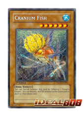 Cranium Fish - TAEV-EN083 - Secret Rare - 1st Edition