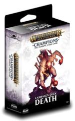 Warhammer TCG: Age of Sigmar Champions (English) Deck - Death