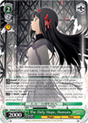 The Only Hope, Homura [MM/W35-E041 U] English