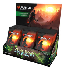 Zendikar Rising Set Booster Box [30 Packs] * PRE-ORDER Ships Sep.25