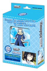 That Time I Got Reincarnated as a Slime (English) Weiss Schwarz Trial Deck+ (Plus) * Coming Soon!