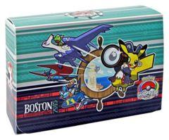 Pokemon World Championships - Double Deck Box - 2015 Boston feat.Pikachu