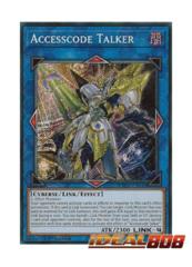 Accesscode Talker - ETCO-EN046 - Secret Rare - 1st Edition