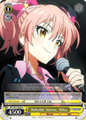 Reliable Senior, Mika [IMC/W41-E009S SR (FOIL)] English