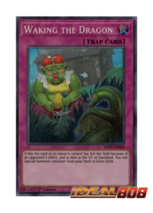 Waking the Dragon - MYFI-EN060 - Super Rare - 1st Edition