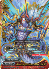 Gardragon Marchese the V [S-BT01A-CP01/0042EN Secret (FOIL)] English