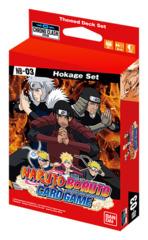 NB-03 Naruto Boruto Card Game: Hokage Set - Chrono Clash System [54 Cards]