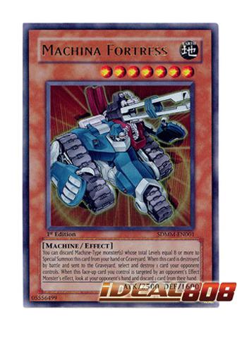 SDMM Machina Mayhem 40-Card Constructed Deck (1st Edition)
