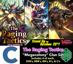 # The Raging Tactics [V-EB09 ID (C)] SVR