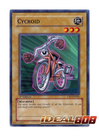 Cycroid - CRV-EN001 - Common - Unlimited Edition