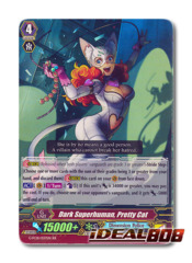 Dark Superhuman, Pretty Cat - G-FC01/037EN - RR