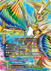 Stars Guidance, Cross Astrologia [S-BT02/0005EN RRR (FOIL)] English
